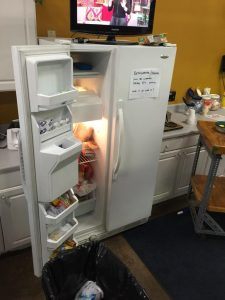 Commercial Refrigerator at your workplace